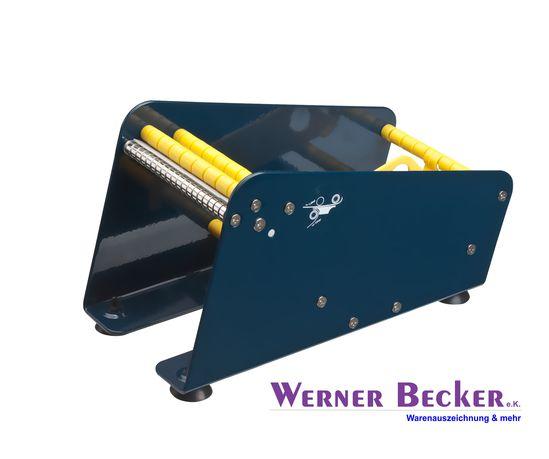 Tisch Etikettenspendegerät Kunststoff Etikettenspender max 212mm LD-819 1 St